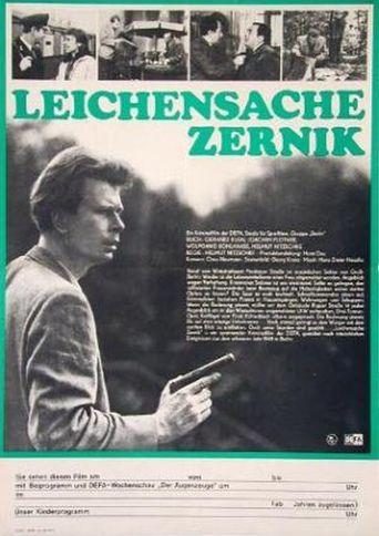 Leichensache Zernik Poster