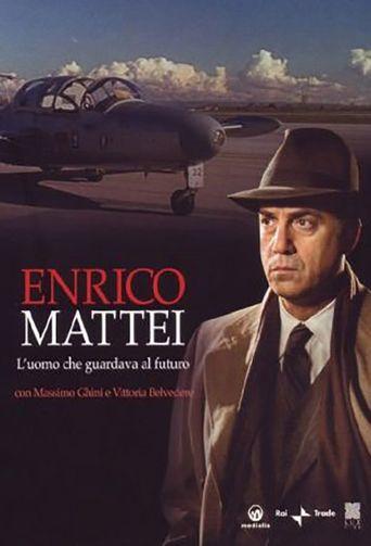 Enrico Mattei Poster