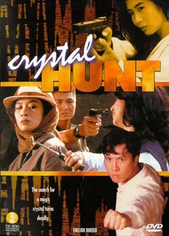 Crystal Hunt Poster