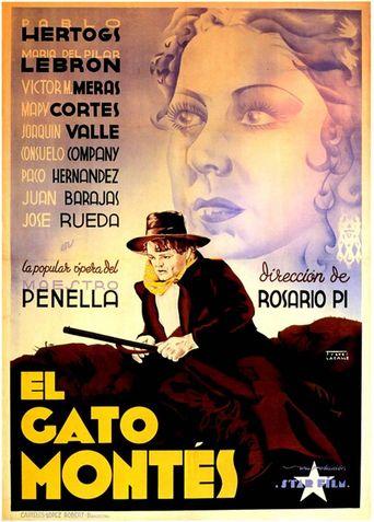 El gato montés Poster