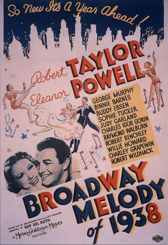 Broadway Melody of 1938 Poster