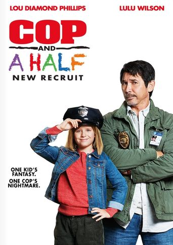 Cop and a Half: New Recruit Poster
