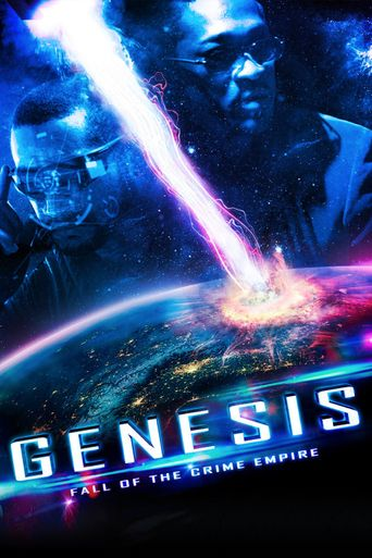 Genesis: Fall of the Crime Empire Poster