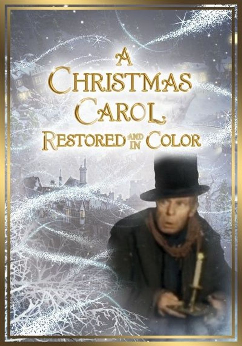 A Christmas Carol in Color! Poster