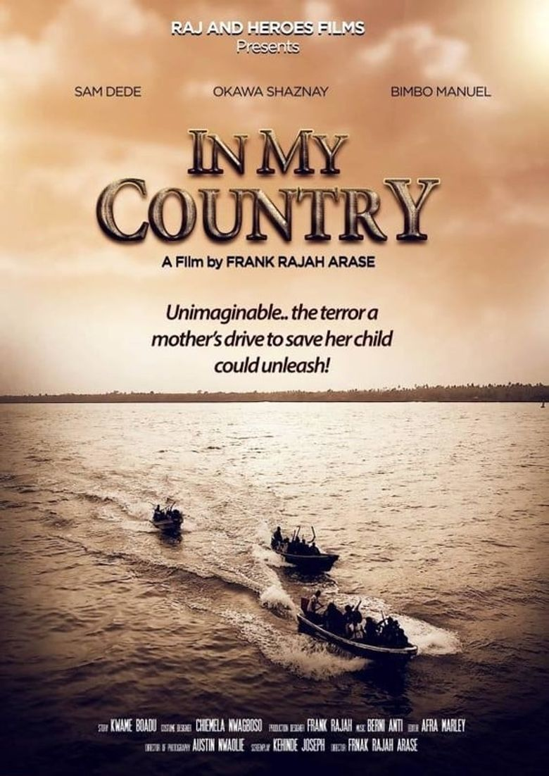 In My Country Poster