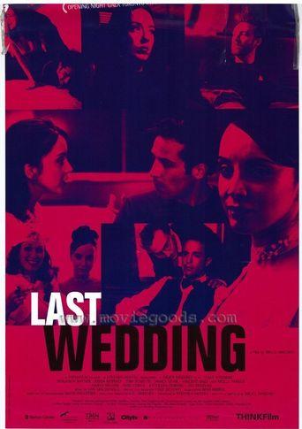 Last Wedding Poster
