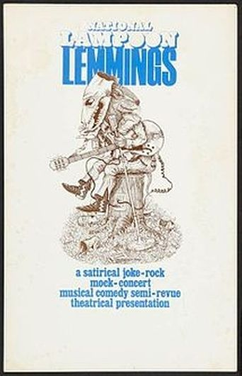 Lemmings Poster