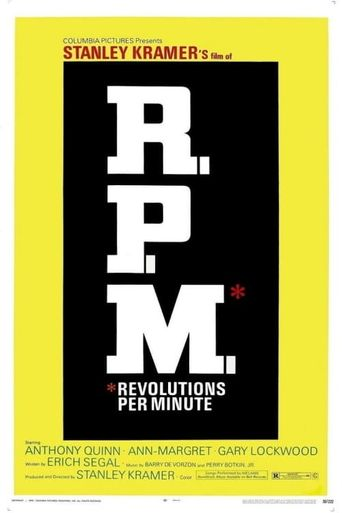 R.P.M. Poster