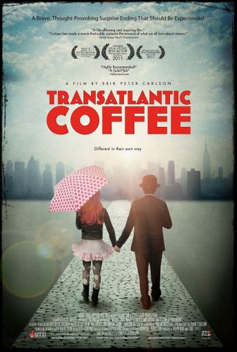 Transatlantic Coffee Poster