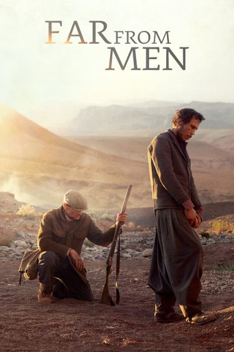 Far from Men Poster