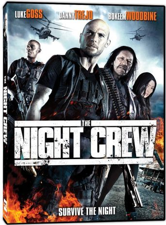 The Night Crew Poster