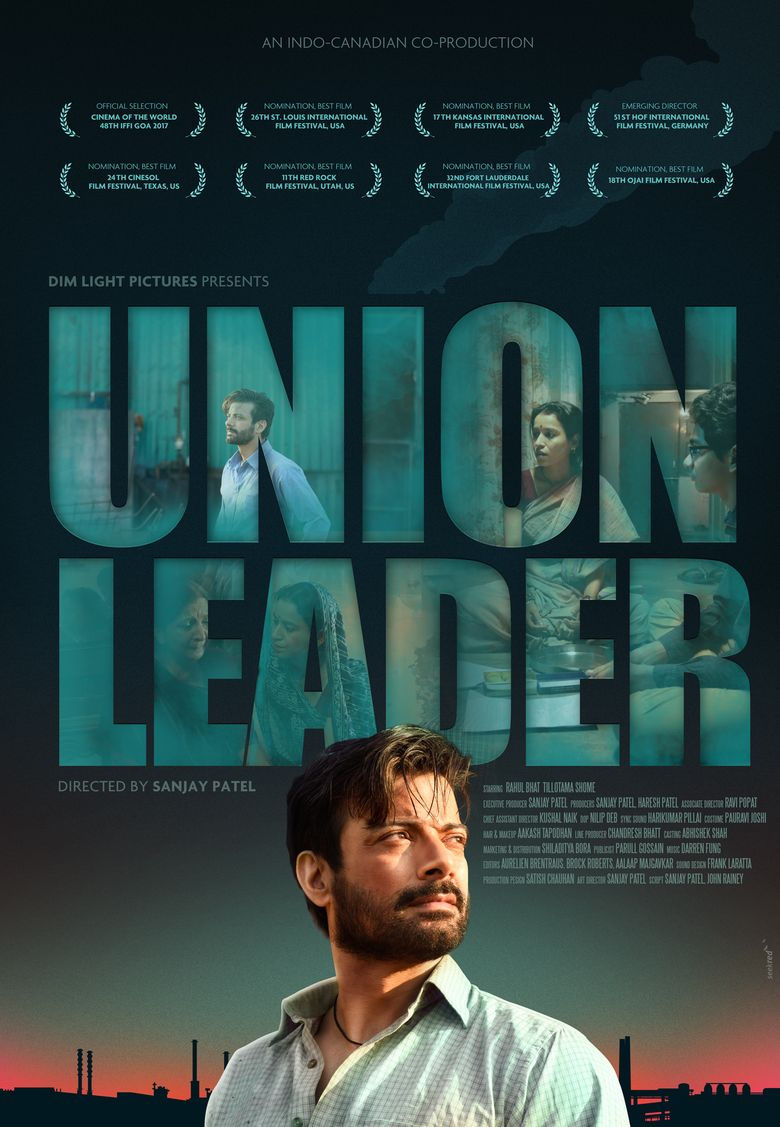 Union Leader Poster