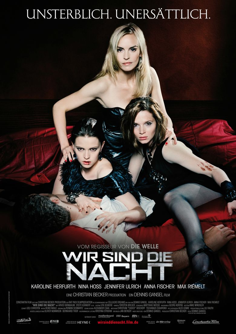 We Are the Night Poster