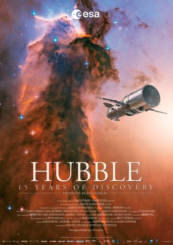 Hubble: 15 Years of Discovery Poster