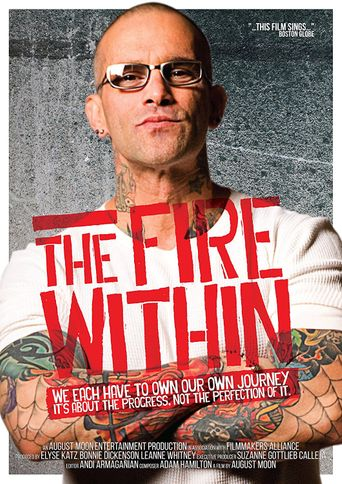The Fire Within Poster
