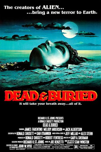 Dead & Buried Poster