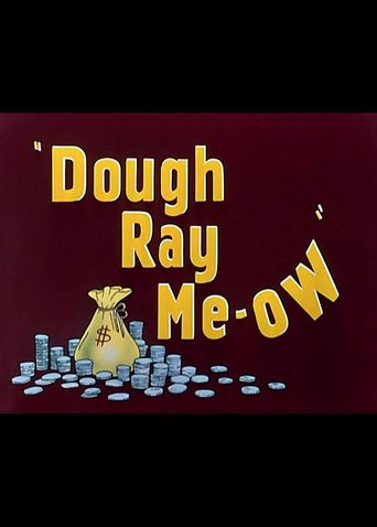 Dough Ray Me-ow Poster