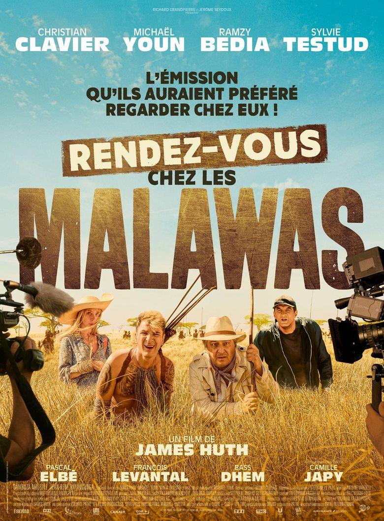 Rendez-vous chez les Malawas Poster