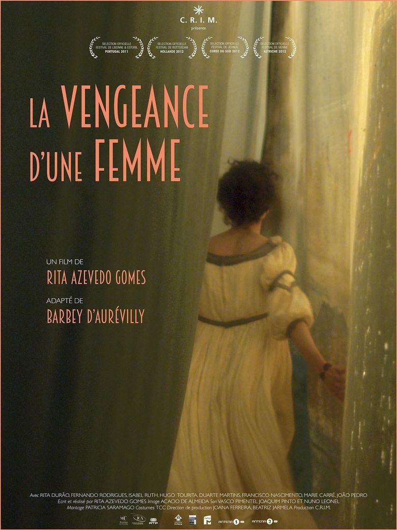A Woman's Revenge Poster