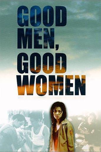 Good Men, Good Women Poster