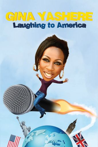 Gina Yashere: Laughing To America Poster