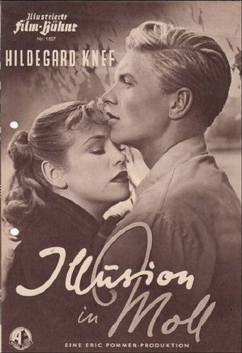 Illusion in Moll Poster