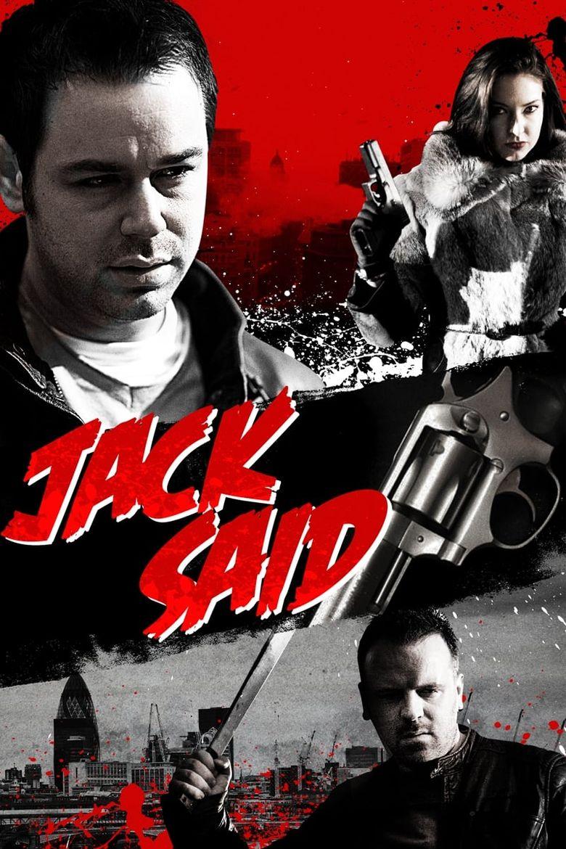 Jack Said Poster