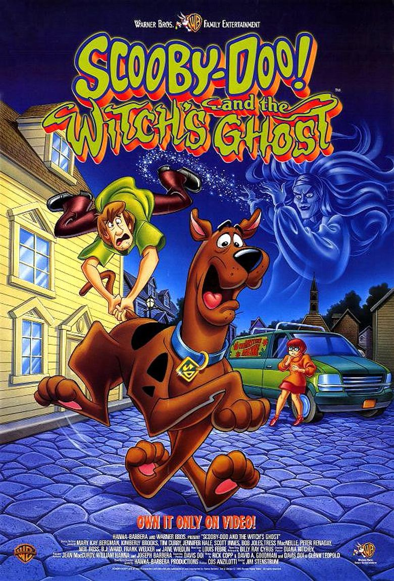 Scooby-Doo! and the Witch's Ghost Poster