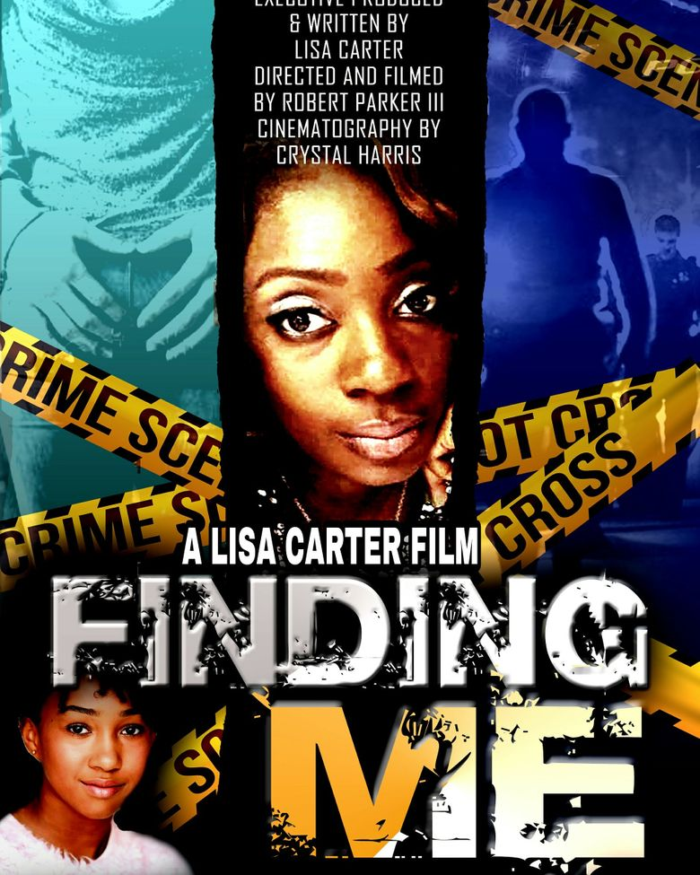 Finding Me Poster