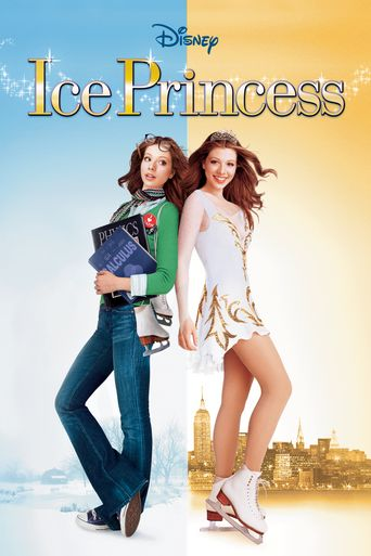 Ice Princess Poster
