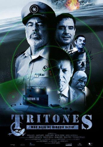 Tritones, más allá de ningún sitio Poster