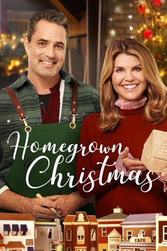 Homegrown Christmas Poster