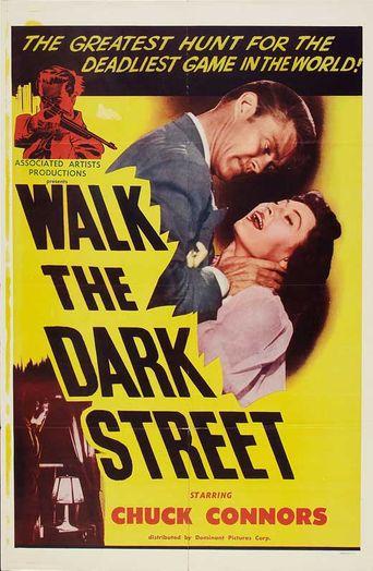 Walk the Dark Street Poster