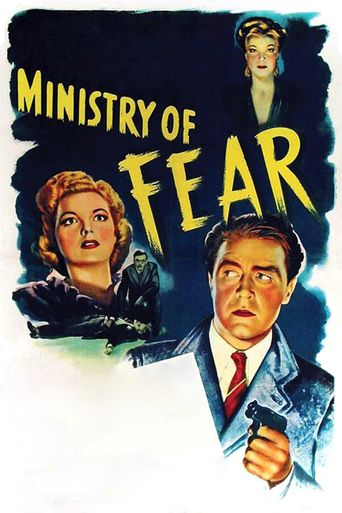 Ministry of Fear Poster