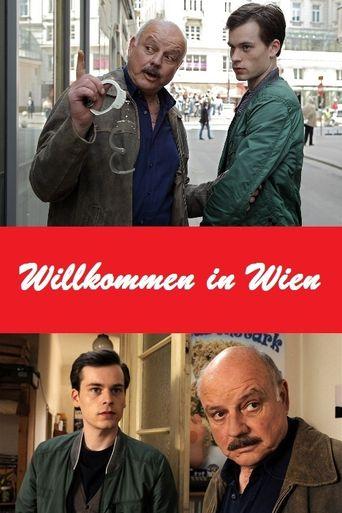 Willkommen in Wien Poster