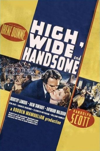 High, Wide, and Handsome Poster