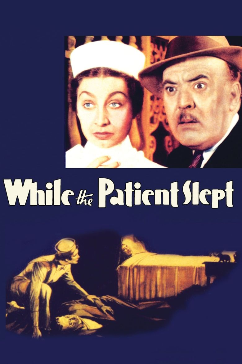 While the Patient Slept Poster