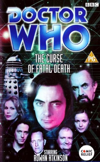 Doctor Who: The Curse of Fatal Death Poster