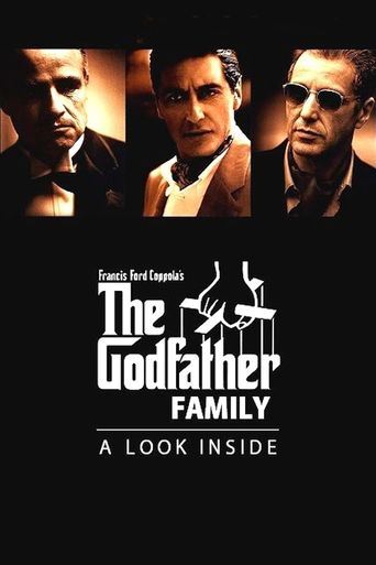 The Godfather Family: A Look Inside Poster