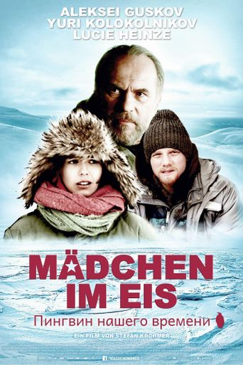 Girl in the Ice Poster