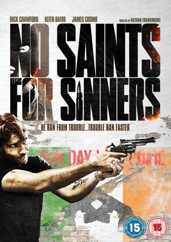 No Saints for Sinners Poster