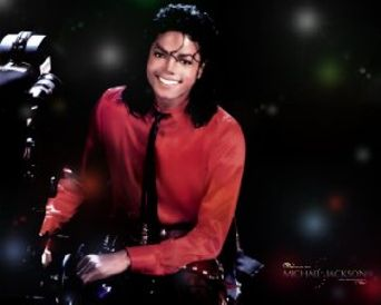 Michael Jackson - Liberian Girl Poster
