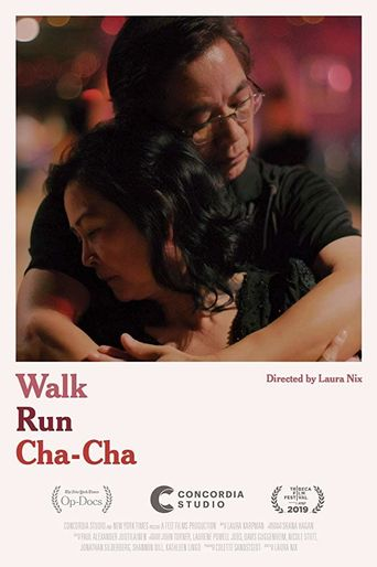 Walk Run Cha-Cha Poster