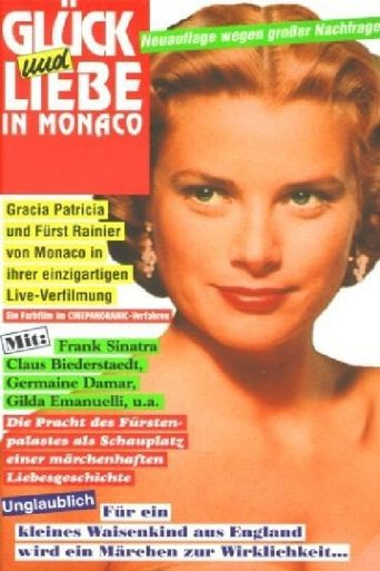 Happiness and Love in Monaco Poster
