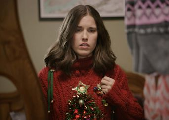 The Ugly Christmas Sweater Poster