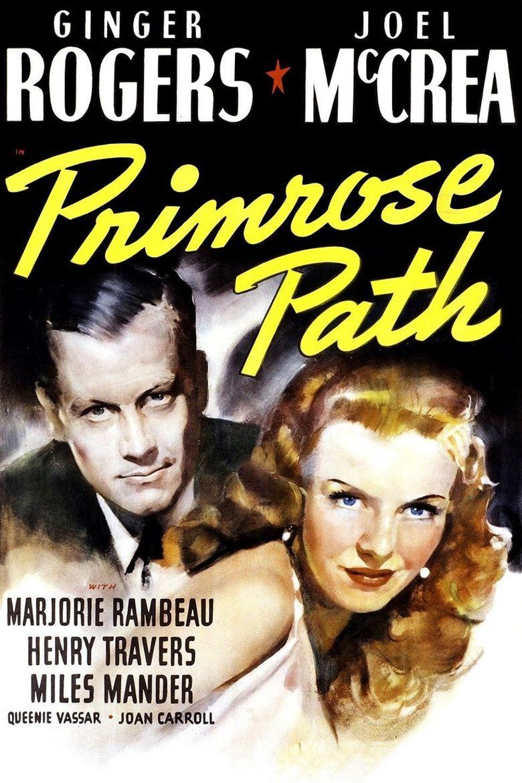 Primrose Path Poster