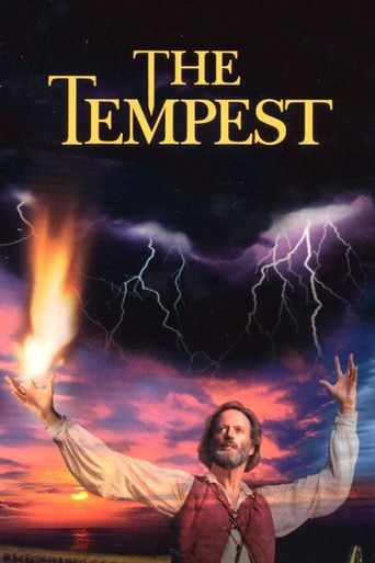 The Tempest Poster