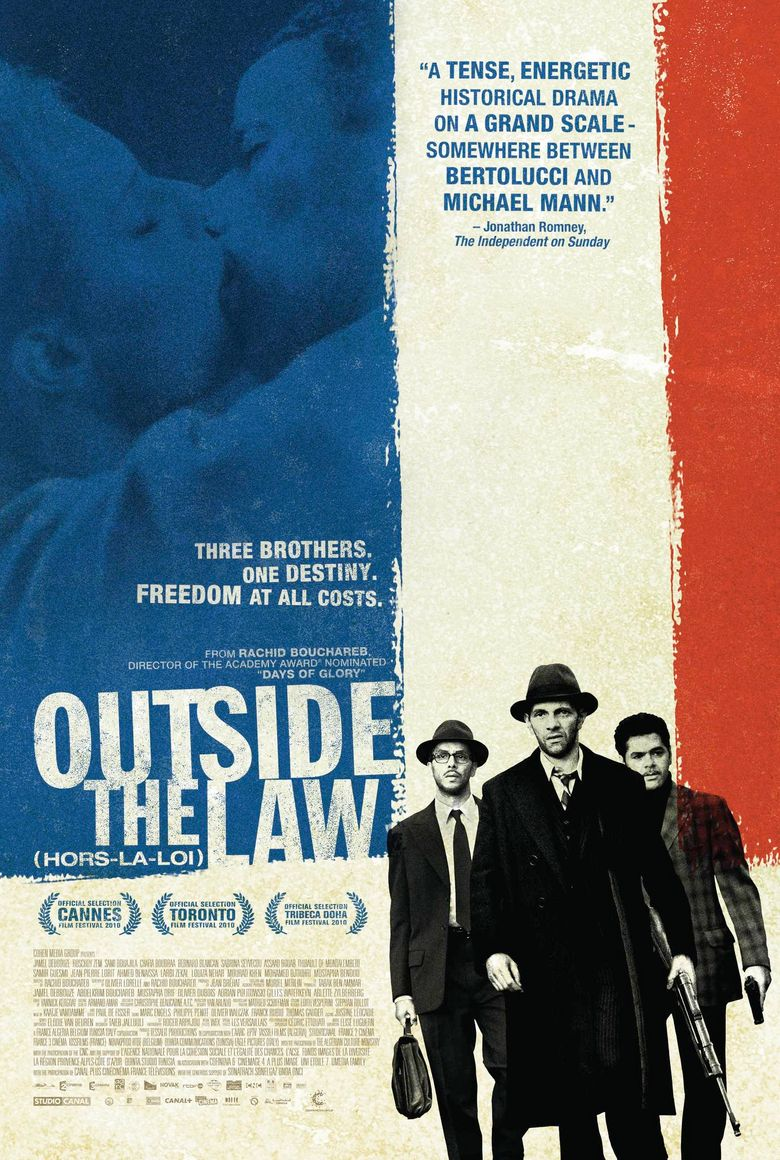 Outside the Law Poster