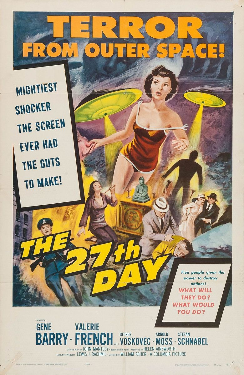 The 27th Day Poster