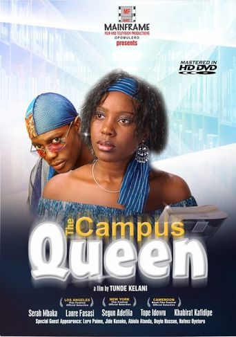The Campus Queen Poster